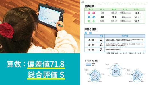【算数の偏差値が70以上に!】〜RISUで身につく、自立した学習習慣の秘訣〜