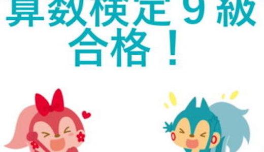 【先取り学習!】川原 結月さん(小学校2年生で小学校3年生のレベルに合格)の算数検定 合格体験