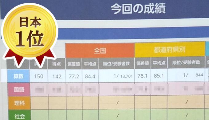 【算数全国1位!】成績優秀者に聞いた、RISU算数との出会いとRISUタブレットの特長